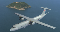 A concept image of the ATR-72 MPA with Turkish Navy livery. The Pakistan Navy bought 2 ATR-72-500s and in April 2015 requested funds from the government to have them converted into the ATR-72 MPA platform.