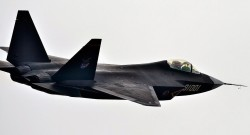 The Shenyang J-31 Gyrfalcon is one of China's two next-generation fighter programs. According to Jane's Pakistan reportedly expressed interest in 36-40 FC-31, the export variant of the J-31 Gyrfalcon.