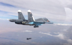 With the Su-34 the Bear is Not Pulling its Punches