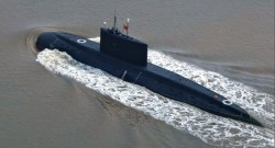 "The Type-039/041 ""Yuan"" class conventional submarine, likely the basis for the export-centric S20. Photo credit: Wikipedia"