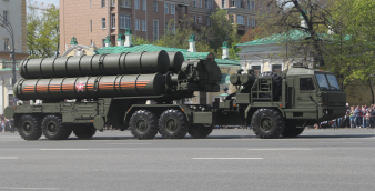 S-400. Photo credit: Wikipedia