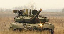 The Oplot-M main battle tank. Photo credit - KMDB