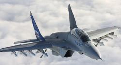 Mikoyan MiG-35 Fulcrum-F. Photo credit: United Aircraft Corporation