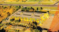 Aircraft Manufacturing Factory at Pakistan Aeronautical Complex (PAC). Photo credit: PAC.