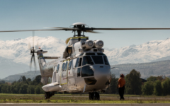 Airbus forecasting strong market for H215 Super Puma
