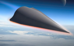 Hypersonic Glide Vehicles: A new form of strategic deterrence?