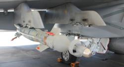 Lockheed Martin Paveway Dual Mode Plus-equipped Mk-82 general purpose bomb. Photo credit: Lockheed Martin
