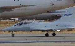USAF T-X: Northrop Grumman's Model 400 prototype