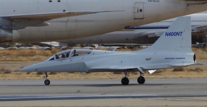 Northrop-T-X-01