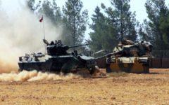 Turkish Army & Free Syrian Army dislodged ISIS from Jarabulus