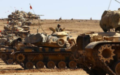 Reports of Turkish Army attacks on Kurdish forces
