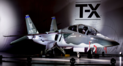 The Boeing T-X. Photo credit: Boeing