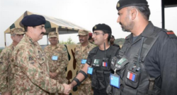 Photo credit: Inter Services Press Relations (ISPR)