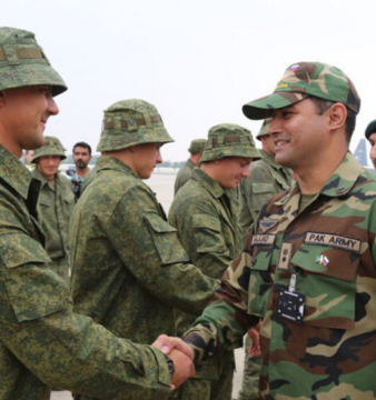 Photo credit: Inter Services Public Relations (ISPR)