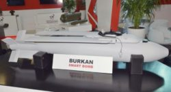SAFAT Aviation Group Burkan. Photo credit: IHS Jane's