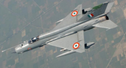 An Indian Air Force MiG-21. Photo credit: Indian Air Force