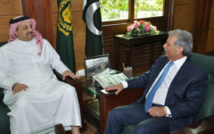 Pakistan & Qatar commit to stronger defence ties