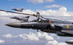 Argentina reportedly halts (on-and-off) IAI Kfir Block-60 talks