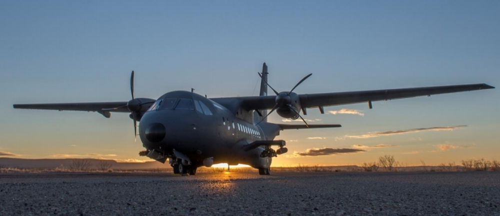 A Jordanian AC-235 'Light Gunship.' Photo credit: Orbital ATK.