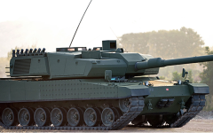 Turkey reportedly interested in Ukraine's 6TD-3 diesel engine for Altay main battle tank