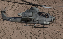 Pakistan's first AH-1Z attack helicopters on-track for 2017 delivery