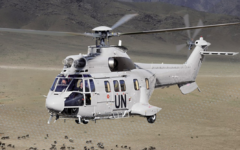 Airbus entrusts Romania's IAR to market and produce H215M Super Puma transport helicopter
