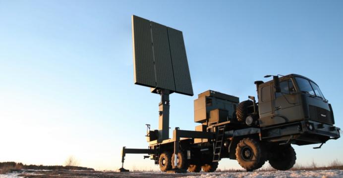 Vostok-3S-radar