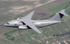 Ukroboronprom undertakes marketing push for Antonov An-178 airlifter
