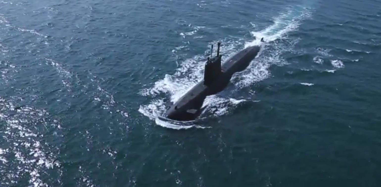 сверхдлинные волны для подводных лодок