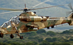 Denel Aviation will undertake study for developing Rooivalk Mk2