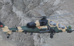 Pakistan to begin negotiations for T129 attack helicopters from Turkey