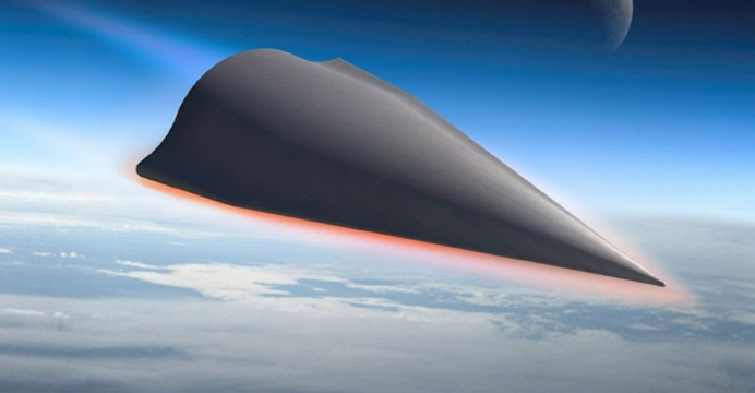 Hypersonic Glide Vehicles A New Form Of Strategic Deterrence