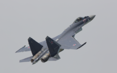 "UAE reportedly in talks for ""several dozen"" Sukhoi Su-35 fighters"
