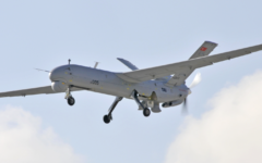 TAI Anka MALE UAV engages in first air strike (against PKK)