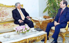 Egypt expresses interest in defence collaboration with Pakistan