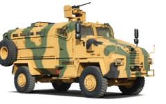 Ankara awards BMC contract for 529 armoured vehicles