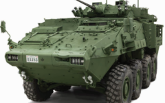 Federal Court of Canada will decide on GDLS LAV sale to Saudi Arabia