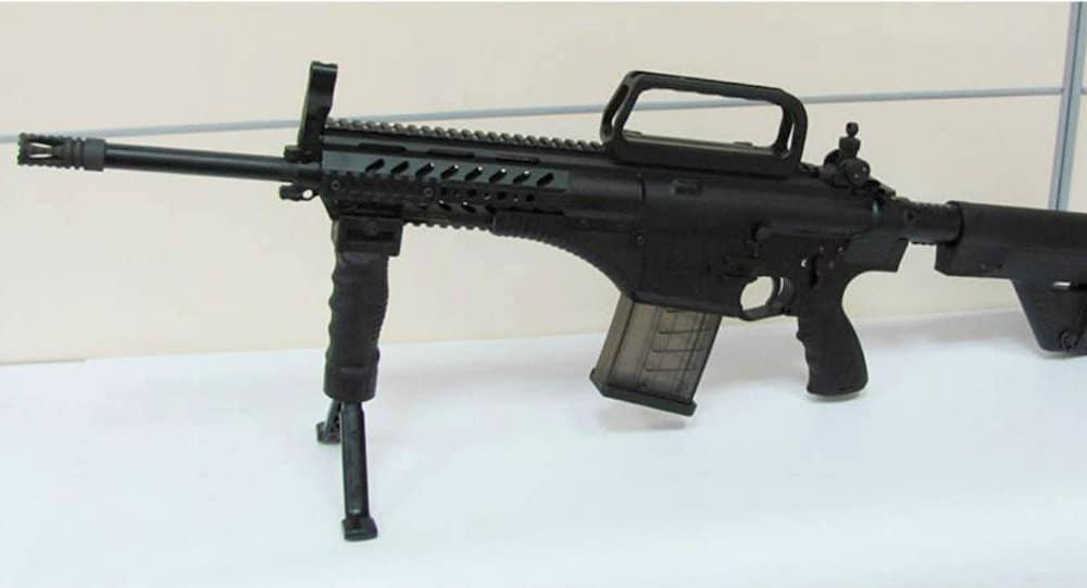 حرس أردوغان الشخصي يستبدل أسلحته بأخرى تركية الصنع نوع MPT-76 MPT-76-02