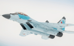 UAC aims to begin exporting MiG-35 fighters by 2020
