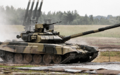 Russia touts new Arena-M APS for main battle tanks