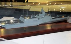 IDEX 2017: China showcases new-generation frigate and S26 submarine