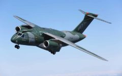 Embraer KC-390 successfully conducts dry-contact refueling tests