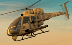 Ukrainian company markets KT-112UD light attack helicopter concept