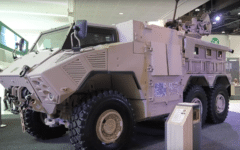 UAE's armed forces order 1,750+ armoured vehicles from NIMR