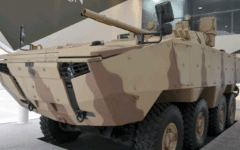 Emirati and Turkish companies pair up to supply 8×8 IFV to UAE.