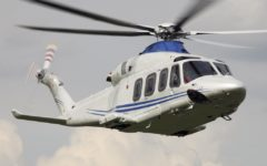 Leonardo receives an AW139 helicopter order from Pakistan