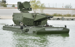Aselsan Korkut SPAAG enters production