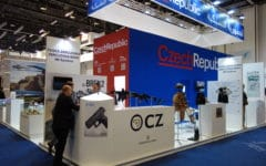 Czech firearms maker CZ continues with regional marketing push