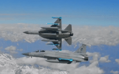 Pakistan Air Force Chief sets expectations for near and long-term force goals