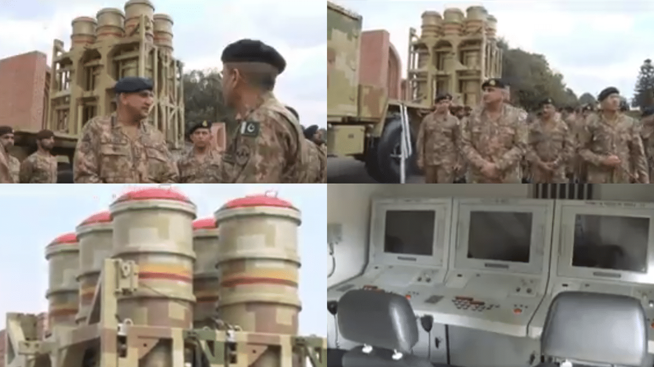 Pakistan Formally Inducts Ly 80 Hq 16 Air Defence System